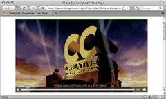 Video im Browser - aber richtig