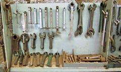 """""""Schraubenschlüssel in groß"""" von bmboo auf flickr.com"""