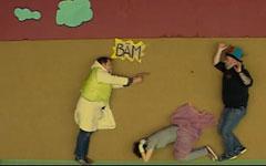 Videos im Liegen in der Medienpädagogik