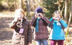 """""""Fotoprojekte mit Kindern in der Medienpädagogik"""""""