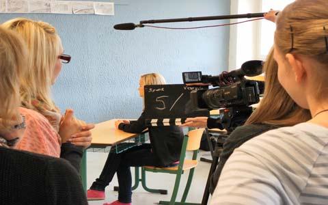 Kurzspielfilme zum Thema Cybermobbing in der Medienpädagogik
