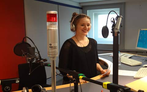 """Jugendradiotag in der Medienpädagogik"""