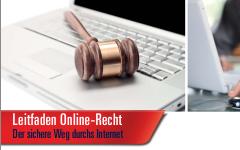 Leitfaden Online-Recht interessant für MedienpädagogInnen