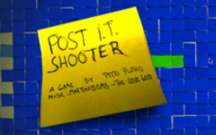 Post IT Shooter von Petri Purho