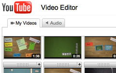 YouTube Video Editor in der Medienpädagogik