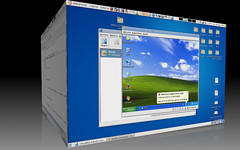 """WinXP sobre Ubuntu con Virtual Box"" von uveic auf flickr.com (cc by)"