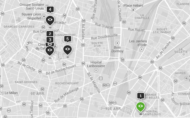 Filmbildung in Paris in der Medienpädagogik