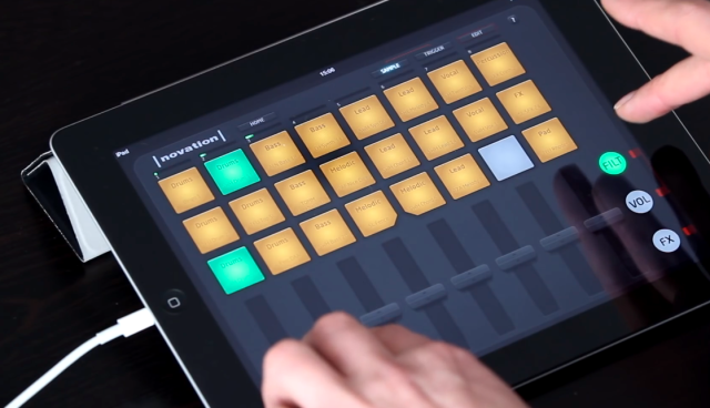 Musik Apps Fur Ios Novation Launchpad Medienpadagogik Praxis Blog
