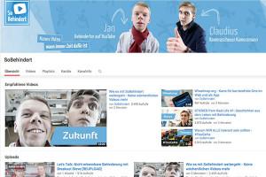 Screenshot youtube/So Behindert