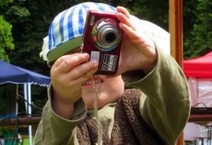 Fotografieren mit Kindern