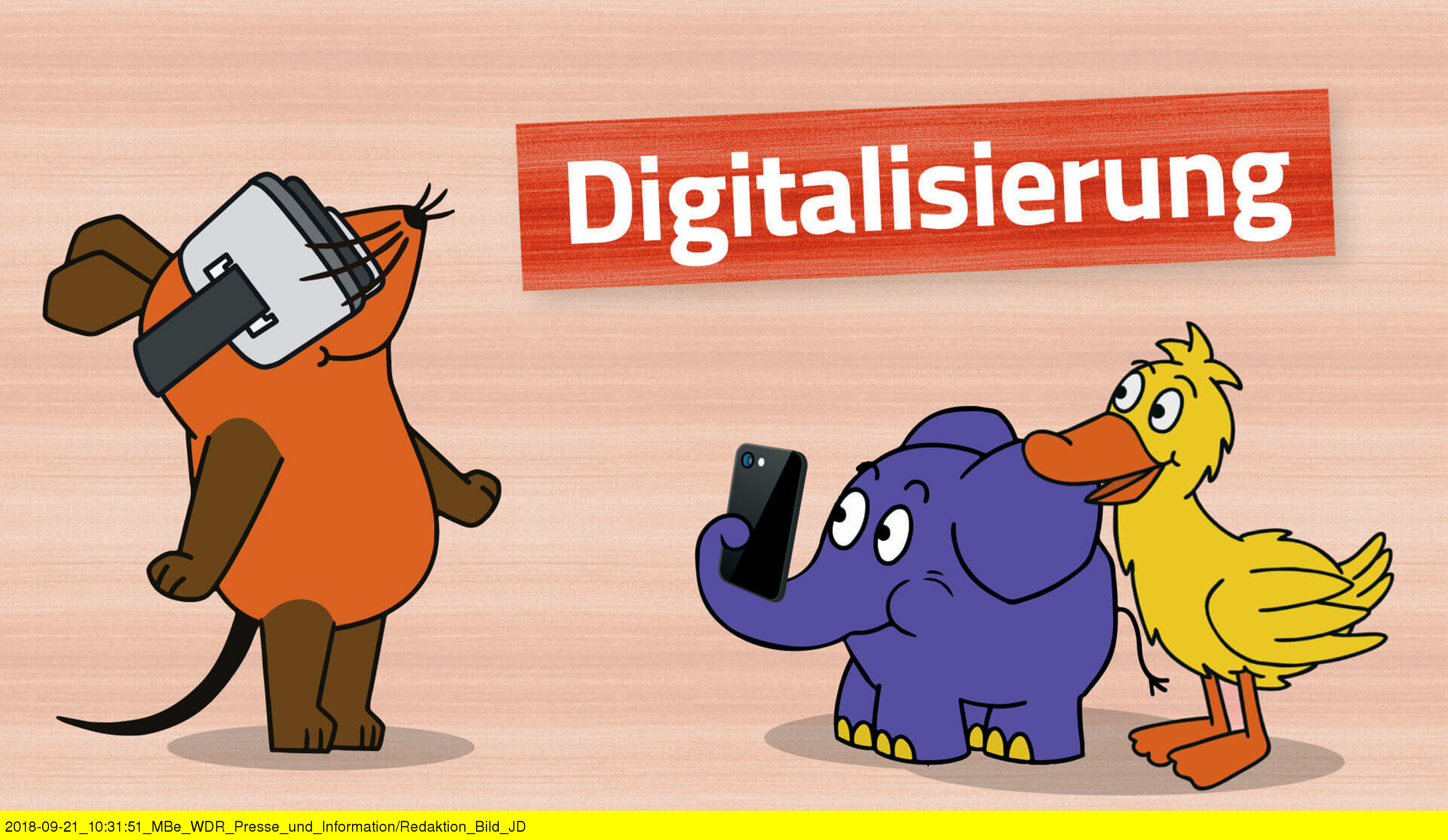 Medienpadagogik Praxis Blog Digitalisierung Mit Der Maus