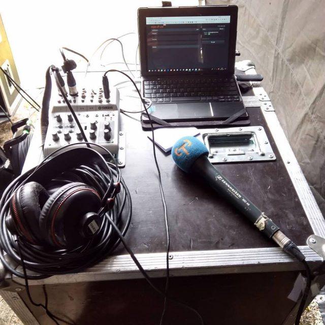 Liveübertragung mit Studio-Link